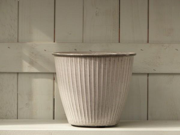 Steel Pot Vintage 22 cm