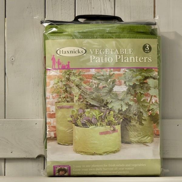 Gemüse-Pflanz-Säcke