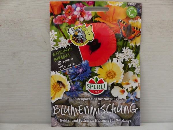 Blumenmischung Blumenparadies für Nützlinge