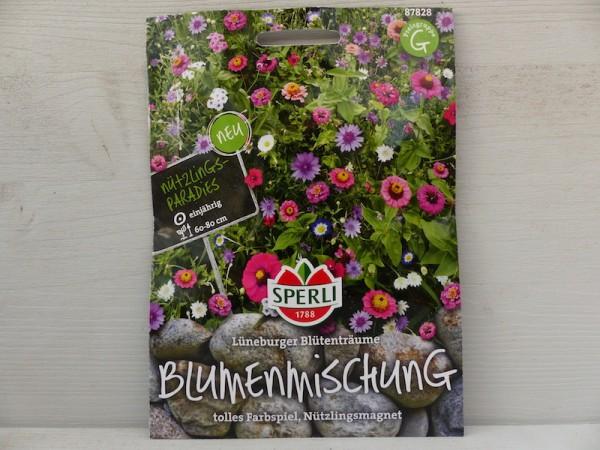 Blumenmischung Lüneburger Blütenträume