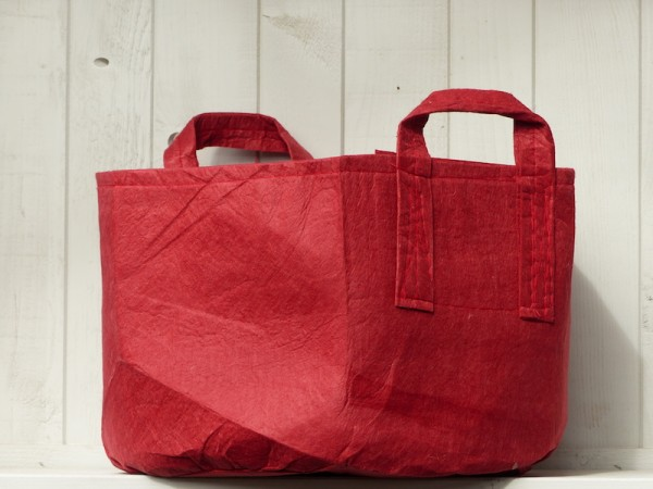 Gartentasche groß, rot