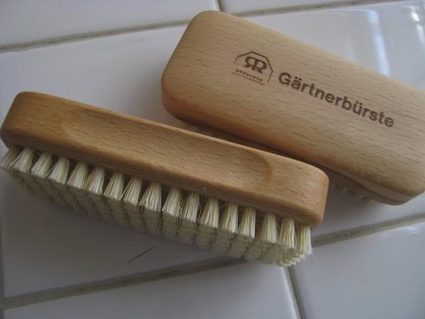 Gärtnerbürste