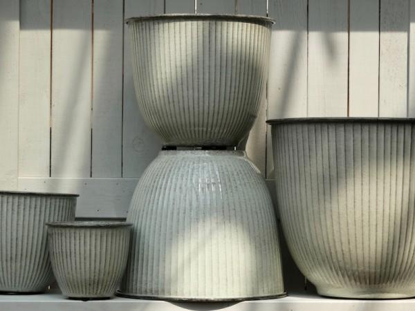 Steel Pot Fat Vintage Stone Übersicht