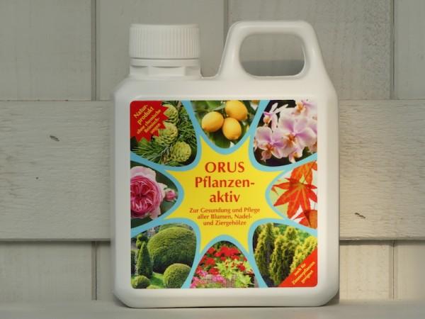 ORUS Pflanzenstärkungsmittel