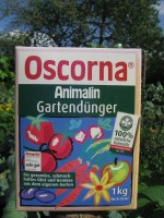 OSCORNA Animalin Gartendünger 1 kg
