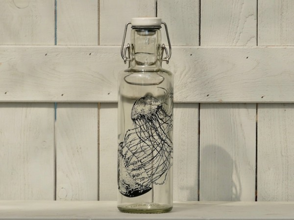 Soulbottles Jellyfish in the Bottle