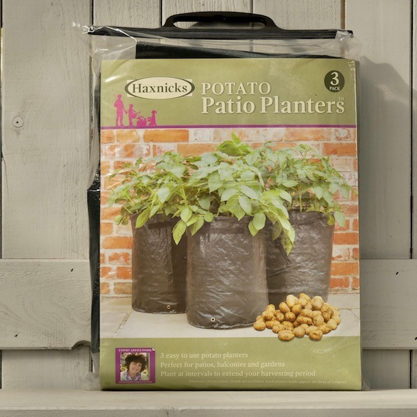 Kartoffel-Pflanz-Säcke