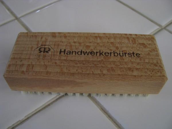 Handwerkerbürste
