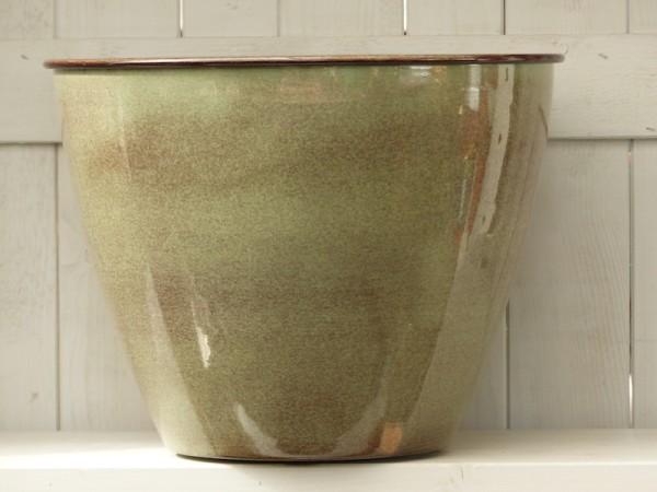 Steel Pot Tati 39 cm grün