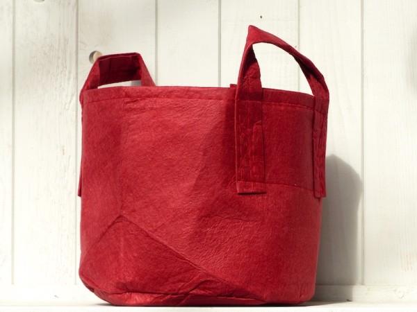 Gartentasche, klein, rot