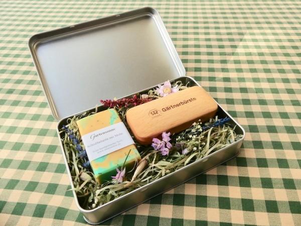 Geschenkset Gärtnerhände